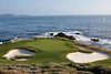 Famous #7 at Pebble Beach Golf Links