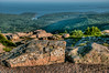 • Location - Cadillac Mountain in Acadia National Park<br /> • View from the top of Cadillac Mountain