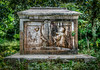 • Location - Magnolia Plantation and Gardens in Charleston, SC<br /> • Drayton Family Tomb