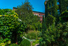 New York, East Village, E. 6th Street Botanical Community Garden