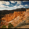 Along the Rim Trail.  Bryce Canyon, NP