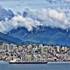 Vancouver British Columbia, City View