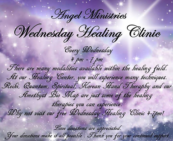 "Metaphysical Church • Store • College<br /> Angel Ministries of Venice Florida<br /> Rev. Pat Charnley<br /> 2269 Tamiami Trail (just before the 776 turnoff), Venice, Florida<br /> <a href=""https://facebook.com/AngelMinistriesOfFlorida"">https://facebook.com/AngelMinistriesOfFlorida</a>  •  <a href=""http://AngelMinistriesFL.org"">http://AngelMinistriesFL.org</a>"