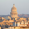 El Capitolio Capital Building in the Morning, Havana Cuba