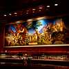 Painting of the Pied Piper by Maxwell Parish in 1909 that hangs in the Pied Piper Bar and Grill in the Palace Hotel