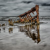 Peter Iredale Remnants