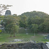 Central Acropolis, Great Plaza, Temple II, Temple V, Tikal