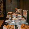 breakfast buffet at the Marmara Hotel in Budapest