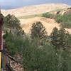 Train ride at Cripple Creek
