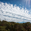 More clouds over Water Lane, Pescadero