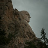 This and the next few images were taken from Hwy 244 at Mt Rushmore.