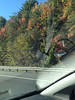 Fall color. Heading home from Kentucky, 10/20/2013