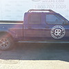 Peticolas Brewing Co, '03 Nissan Frontier, Dallas, TX