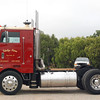 Peterbilt coe single drive side lf