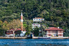 A coastal village and settlement on the Bosphorus near Istanbul, Turkey.