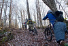 Mountain Biking in the Green Mountains of Vermont - Northfield, VT area - ©Brian Mohr /  EmberPhoto