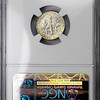 1953 S DIME - ROOSEVELT, SILVER NGC MS65 Reverse