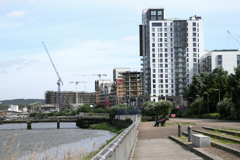 Apartments at Greenwich Millennium Village London