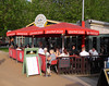 Gourmet Pizza Restaurant Gabriel's Wharf South Bank London