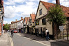 Blue Boar Pub Abingdon