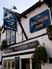The Anchor Inn Pub at Henley Oxfordshire
