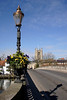 On Henley Bridge Oxfordshire
