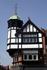 Tudor style building Henley on Thames Oxfordshire