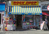 Rock Shop at Brighton seafront Sussex