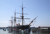 HMS Warrior Portsmouth Hampshire