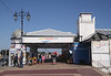 Entrance to South Parade Pier Southsea Portsmouth Hampshire