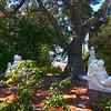 Hearst Castle, Love Statue Garden