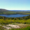 Acadia National Park, Panorama from Highway