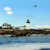 Kennebunk Maine, Coastal Lighthouse