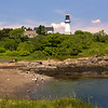 Portland Maine, Cape Elizabeth Light House & Horn