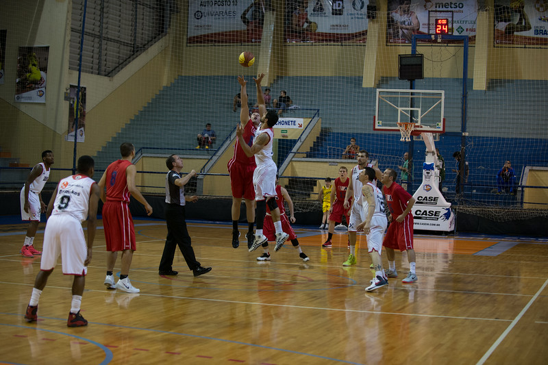 USA Men vs. Soracaba
