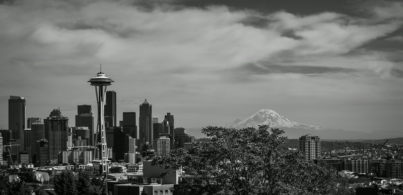 Rainier & the Needle