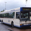 Ulsterbus 2751 Donegal Place Belfast Jul 98