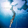 Competition Freediver