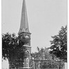 First Baptist Church of Cortland as it appeared 1874-1922.
