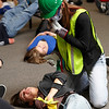 Dumke College, School of Nursing, nursing students, disaster preparedness, mock disaster event