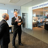 Charles Bolden of NASA visits LASP