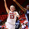 U of U WBB vs San Diego NIT RD 2    3-25-2013. Rachel Messer (13)