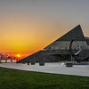 Adler Planetarium at Sunrise