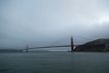 We finally found the Golden Gate Bridge. Well, part of it at least.