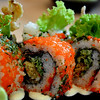 soft shell crab maki