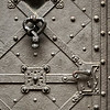 Metal Door, Prague, CZ 7501