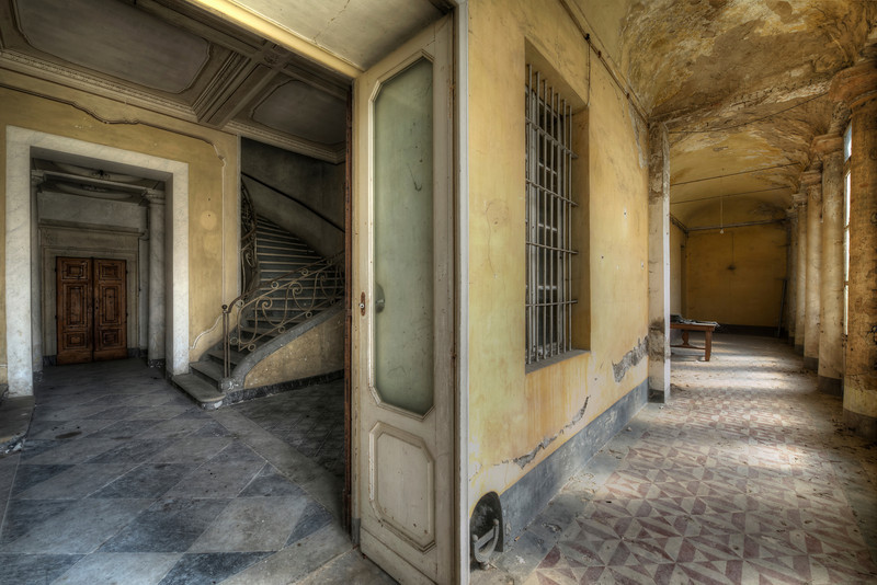 Welcome Home - Abandoned villa