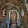 Fresco Chapel - Crumbling abandoned chapel with a really nice paintjob
