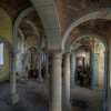 Arches - Church in decay. Statues and all other material still intact. Amazing place to explore.