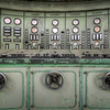 Ground control to Major Tom - Old control room from a powerplant